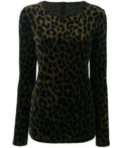 Odeeh   Leopard Sweater