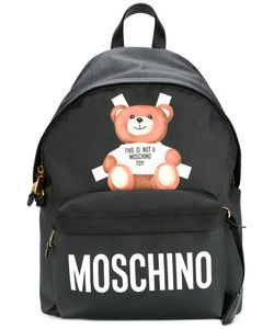 Moschino | Teddy Bear Paper Cut Out Backpack Leather/Polyurethane