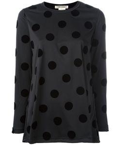 Comme Des Garcons | Comme Des Garçons Heart Sweatshirt Large Polyester