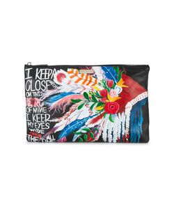 Elisabeth Weinstock | Harbor Island Hand-Painted Pouch Women