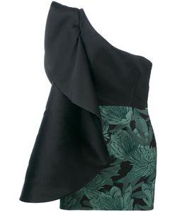 Christian Pellizzari | Single Shoulder Mini Dress