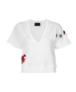 Andrea Bogosian | Embroidered T-Shirt Women P