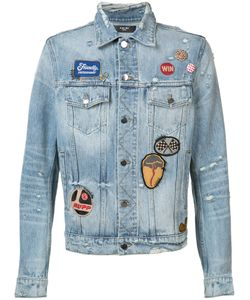 AMIRI | Embroidered Denim Jacket