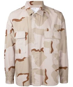 Monkey Time | Camouflage Print Shirt