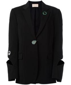 Christopher Kane | Cut-Out Eyelet Jacket