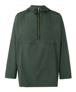 Oliver Spencer | Half Zip Cagoule Jacket