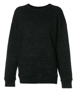 The Elder Statesman | Oversized Jumper Small Cashmere
