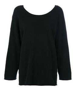 N.PEAL | Pleated Sweater Women L