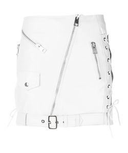 Manokhi | Off-Center Zip Fastening Skirt