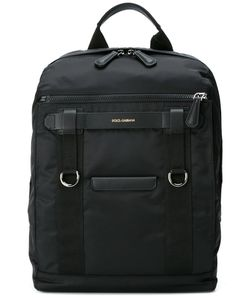 Dolce & Gabbana | Mediterraneo Backpack Leather/Polyamide/Polyester