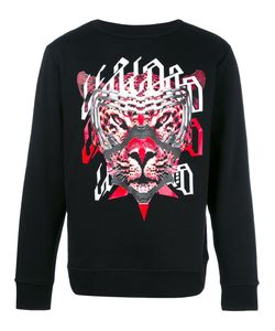 MARCELO BURLON COUNTY OF MILAN | Printed Sweatshirt Size Xxs