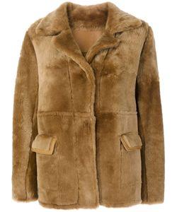 Sylvie Schimmel | Пальто Teddy Из Овчины