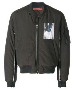 Komakino | Zipped Bomber Jacket Men Xl