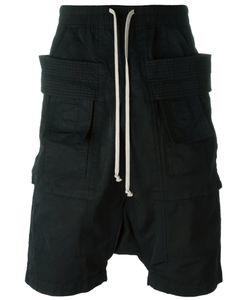 RICK OWENS DRKSHDW | Cargo Shorts Size Xs