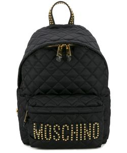 Moschino | Quilted Backpack Nylon/Metal