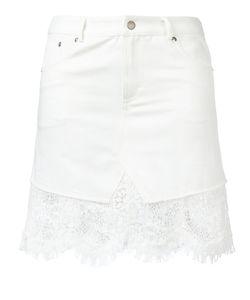 Mcq Alexander Mcqueen | Frayed Edge Skirt Size 38