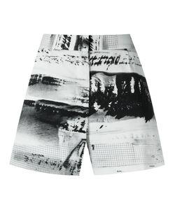 Osklen | Printed Shorts