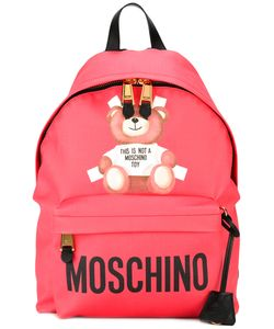 Moschino | Toy Bear Print Backpack