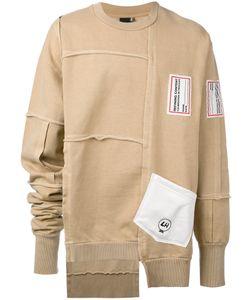 LIAM HODGES | Asymmetric Sweatshirt M