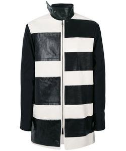 Rick Owens | Полосатое Панельное Пальто