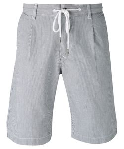 Woolrich | Striped Bermuda Shorts 33