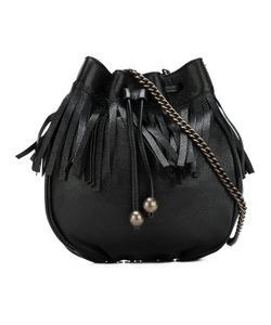 Philosophy di Lorenzo Serafini | Fringed Crossbody Bag Leather