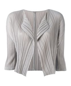 PLEATS PLEASE BY ISSEY MIYAKE | Cropped Blazer