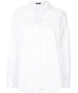 Jil Sander Navy | Classic Shift Shirt Women