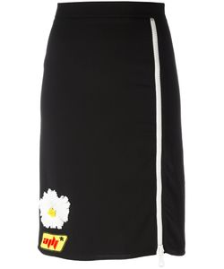 Au Jour Le Jour | Side Zip Skirt 42