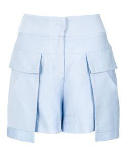 GIULIANA ROMANNO | Flap Pockets Skorts Women
