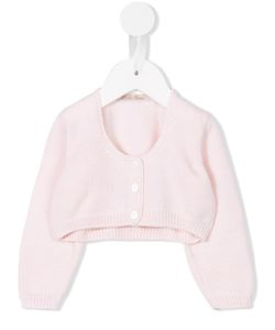 LITTLE BEAR | Cropped Cardigan Infant 9 Mth