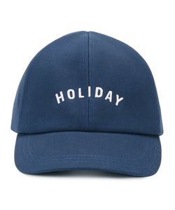 Holiday | Logo Embroide Cap Cotton