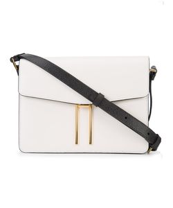 Hayward | H Crossbody Bag Calf Leather/Calf Suede