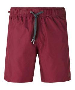 Z Zegna | Drawstring Swimming Shorts
