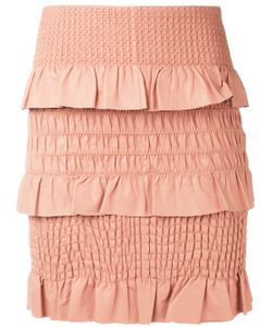 Drome | Textured Skirt
