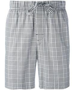 OTIS BATTERBEE | Prince Of Wales Checked Shorts Medium