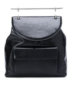 M2Malletier   Signature Top Handle Backpack Women
