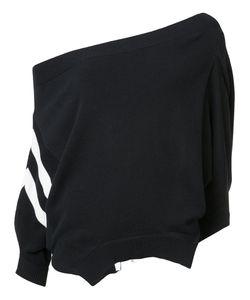 Monse | Open Shoulder Sweatshirt