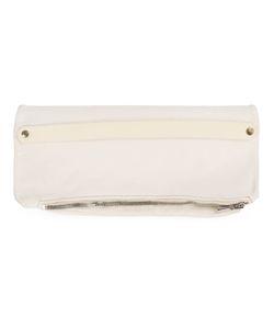 GUIDI | Front Strap Clutch Bag