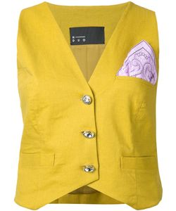 N Duo | Patch Waistcoat Size