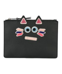 Karl Lagerfeld | Cat Motif Clutch