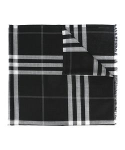 Burberry | Checked Scarf Wool/Silk