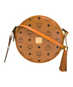 MCM | Medium Tambourine Crossbody Bag Leather