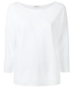 Lamberto Losani | Plain Blouse Small Cotton/Silk