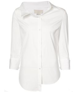Monse | Asymmetric Buttoned Shirt Size 0