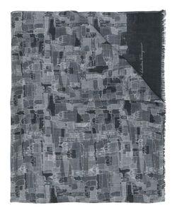 Salvatore Ferragamo | Church Print Scarf