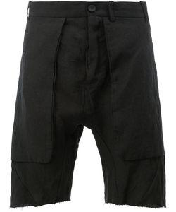 Masnada | Raw Edge Shorts Size