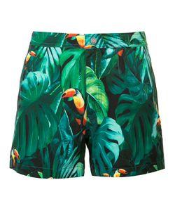 Onia | Calder Tropical Trunks 32 Polyester