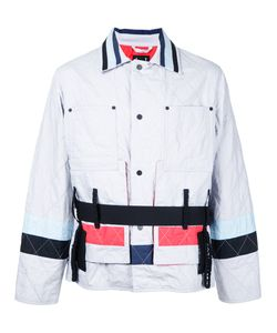 CRAIG GREEN | Colour-Block Bomber Jacket