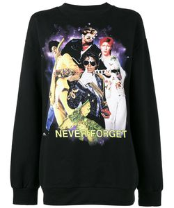 Filles A Papa | Exclusive Never Forget Printed Sweatshirt Women